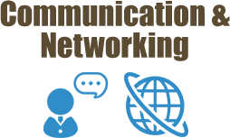 Communication &anp; Networking